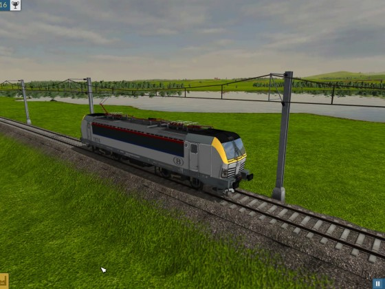 Siemens Vectron NMBS/SNCB