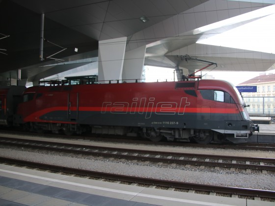 RJ in Wien HB