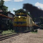 Union Pacific GTEL on the outskirt