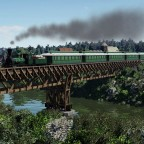[TpF1] 1-2-0 on the bridge near the small village in Ukraine