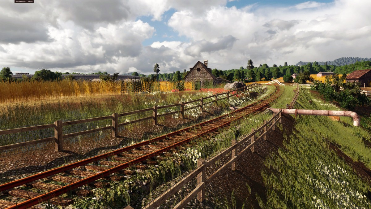 Explore the abandoned railway ~