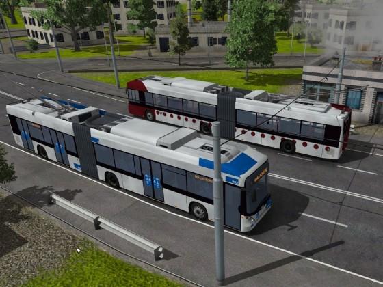 Trolleybusse der TL und TPF