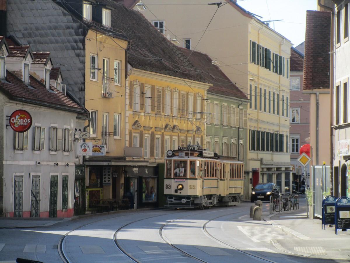 Oktober in Graz