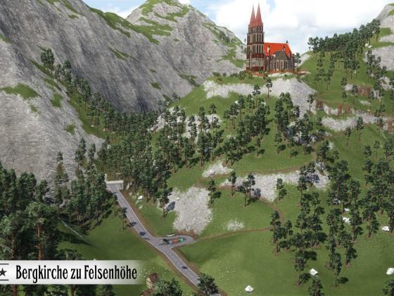 Bergkirche zu Felsenhöhe