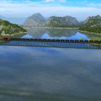 Und einmal über den Fjord