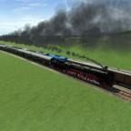 BR05 - Güterzug Gegenverkehr