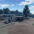 Bushaltestellen Heute
