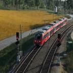RB2116 Richtung Hallenburg HBF