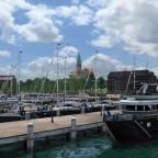 Der Hafen von Outrémont hat endlich Schiffe erhalten. :)