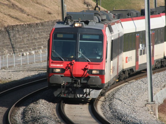 SBB Domino als S3 nach Luzern