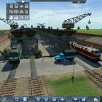 Kohle Verlade Station 4 spurig_7