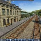 Überstellungsfahrt auf der Bahnstrecke Ebeleben-Burscheid
