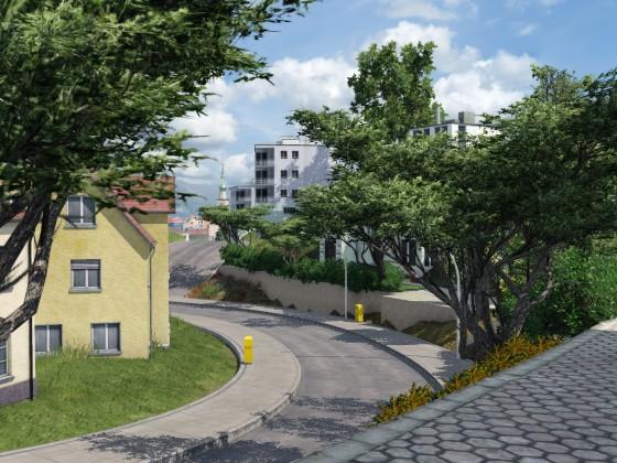 Neubausiedlung zum Hirzenberg 1
