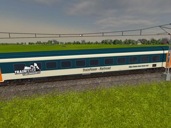 Die TrainFever - Railroad