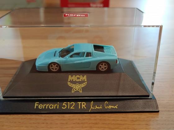 Ferrari 512 TR Sondermodell