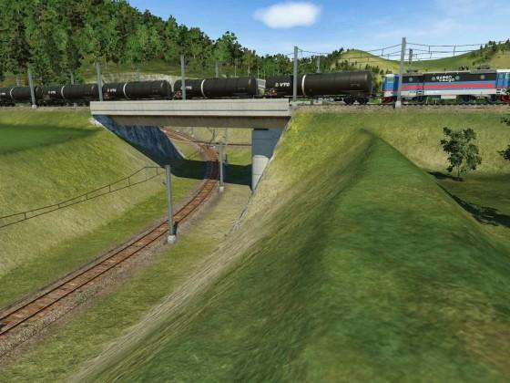 Green Cargo fuel train