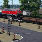 218-Lz in Richtung Preuelsleben