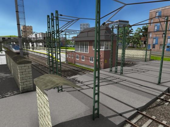 Bahnhof a