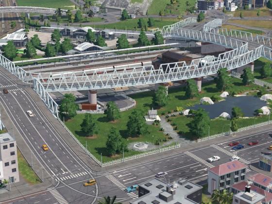 Trigonbahnhof