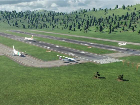 Alternative International Airport
