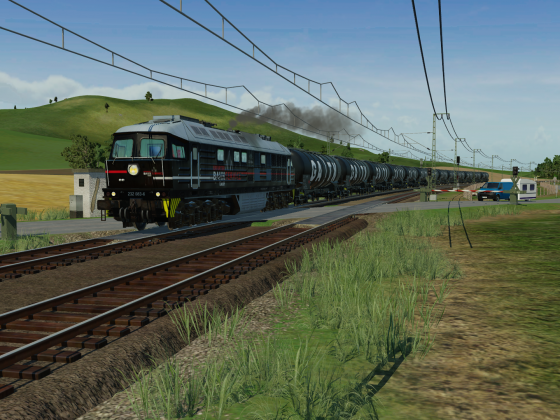 Der erste Dieselzug