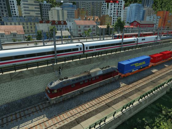 Eisenbahn zeit