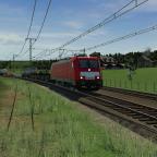 Gemischter Güterzug
