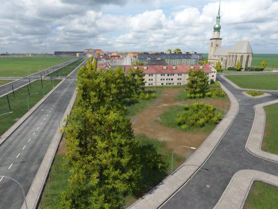 Leipzig Project Schönbau - Eutritzscher Straße