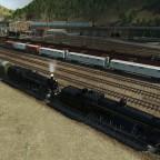 Holzzug mit BBÖ 81 und 380