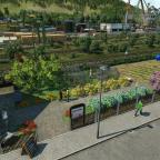 Kleine Gärtnerei