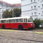 Bus im Straßenbahnmuseum