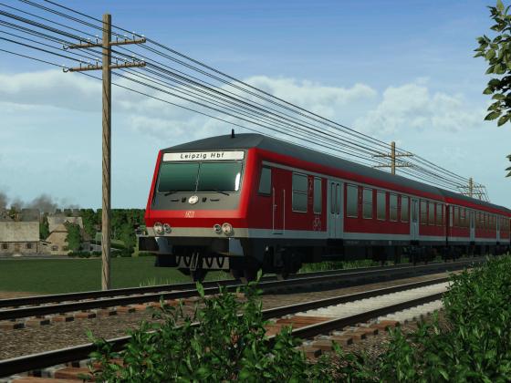 Wittenberger Stw. im Regionalverkehr