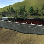 Nahgüterzug mit Br 41
