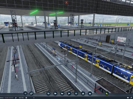 Den Haag Centraal + Busbahnhof