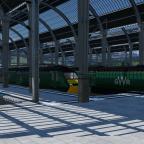 Last GWR HST InterCity 125 in Paddington