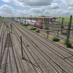 Leipzig Project Schönbau - ICE-Werk - Abstellungen