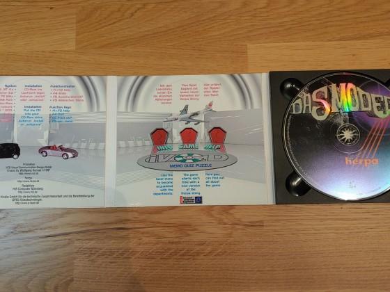"""Herpa """"Das Modell"""" CD"""