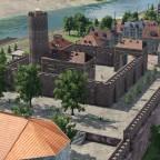 WIP: Schloss am Fluss