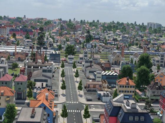 Großstadtimpressionen