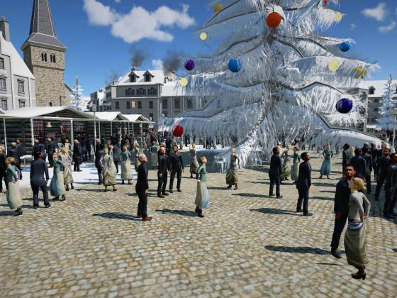 [TpF 1] Weihnachtsmarkt
