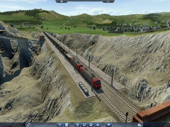 Zug im Steinbruch 02