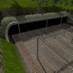 Tunnel zum Hauptbahnhof