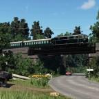 [TpF1] ÖBB 2143 on the bridge