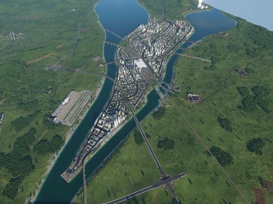 Großstadtflair
