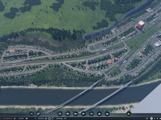 Neue Stadt Rehau mit Vorort