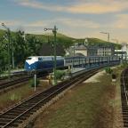 Bahnhofsidylle in Singstetten