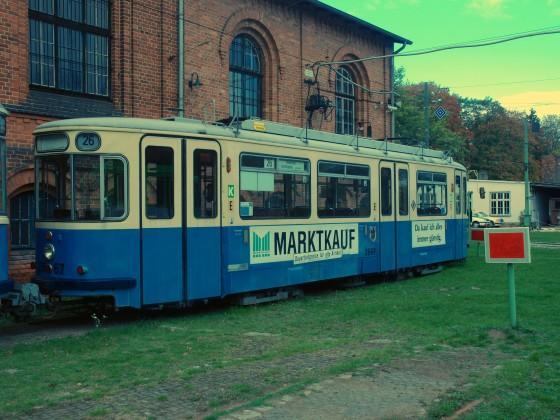 Münchner Straßenbahn
