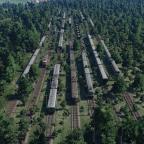 Train Graveyard in Russia #1