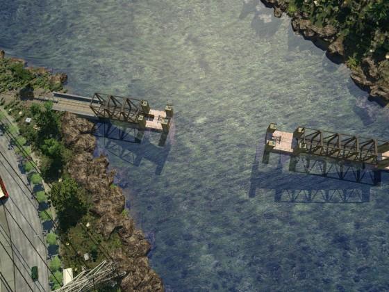 Alte Industrie-Brücke
