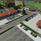 Einkaufszentrum Wachtberg Ost.